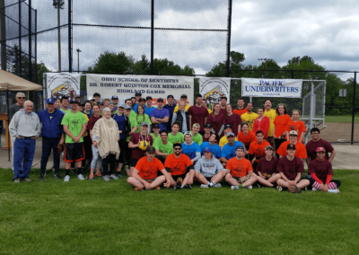 Quinton-Cox Memorial Softball Game